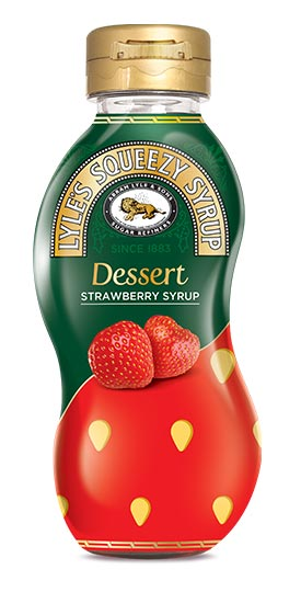 Lyle's Dessert Syrup – Strawberry
