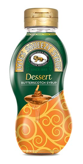 Lyle's Dessert Syrup – Butterscotch