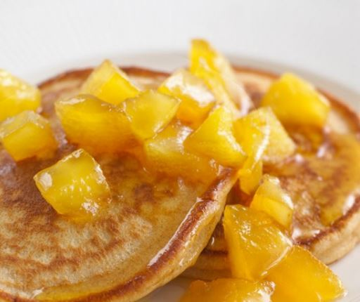 Lyle's Apple Cinnamon Stateside Pancakes