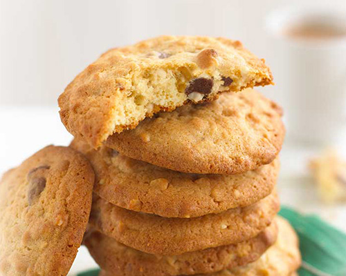 Lyle's Cheery Chocolate Chip Cookies