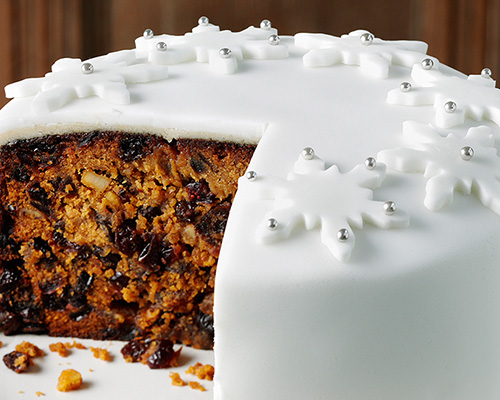 Lyle's Classic Christmas Cake
