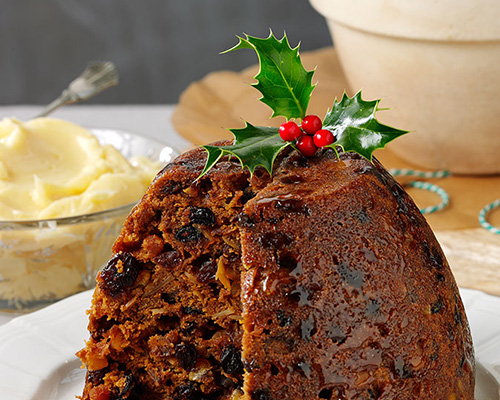 Lyle's Golden Light Christmas Pudding