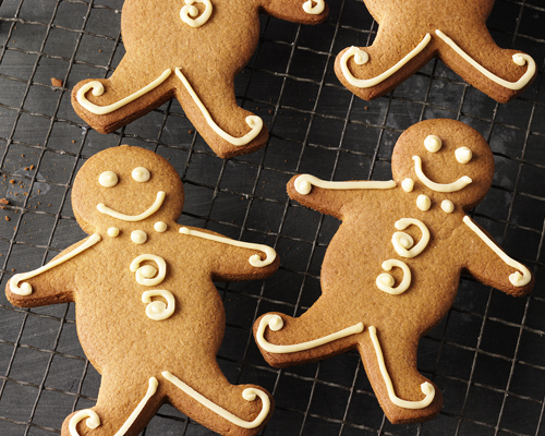 Lyle's Gallant Gingerbread Men