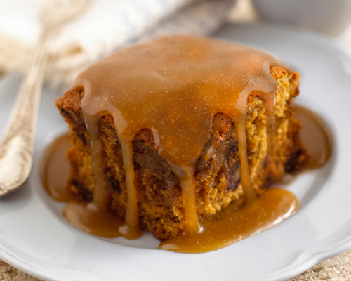 Lyle's Splendidly Sticky Toffee Pudding
