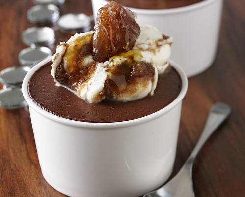 Lyle's Chocolate Chestnut Pots
